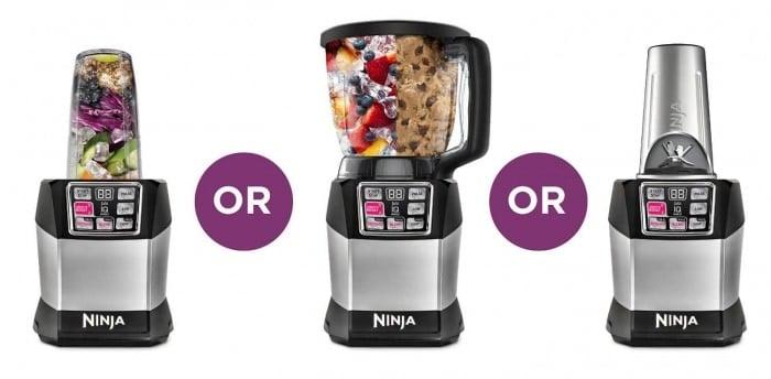 nutri ninja auto iq compact system blender