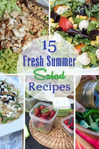15 Fresh Summer Salad Recipes