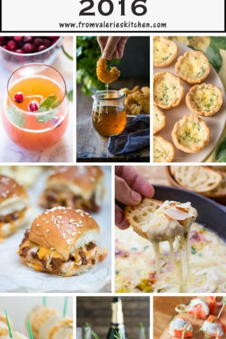 Bloggers' Best Party Food 2016