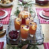 Cold Brew Cranberry Citrus Iced Tea