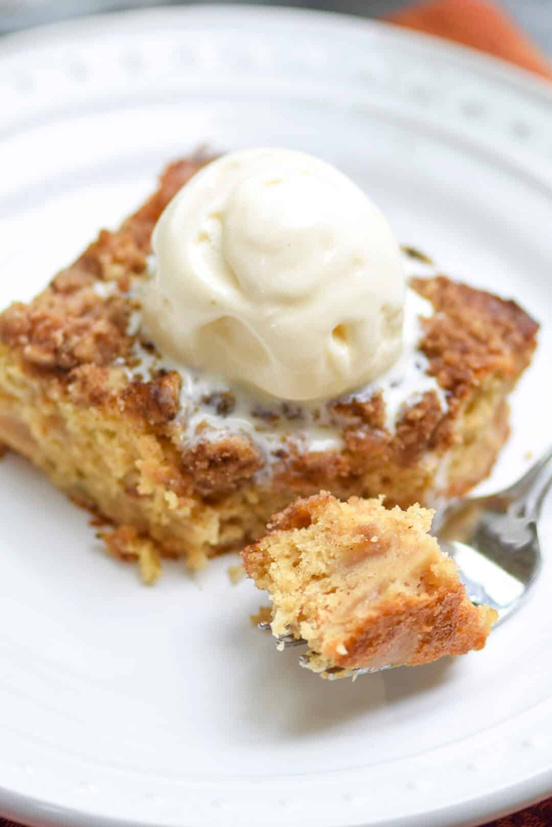 Apple Crumb Cake Allrecipes