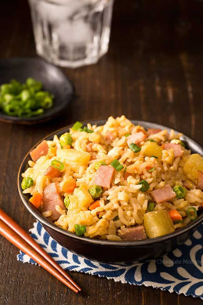 Hawaiian Fried Rice | 25 Recipes for Leftover Ham
