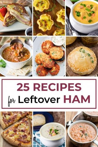 25 Recipes for Leftover Ham