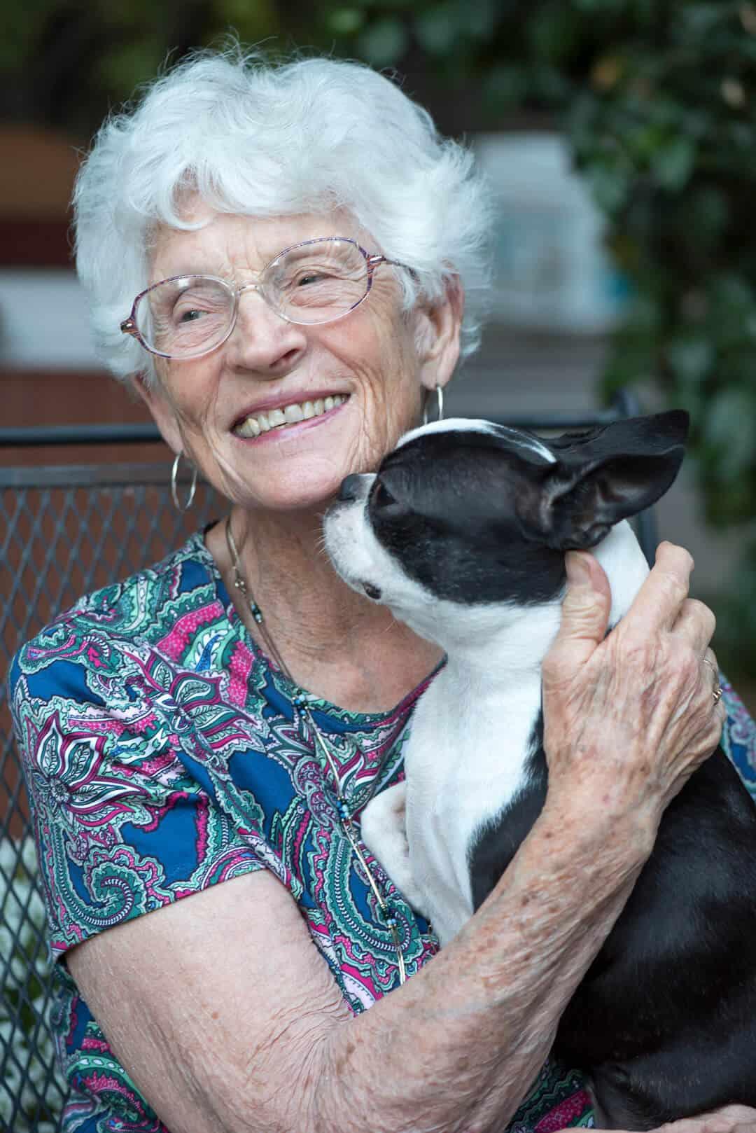 Lexie and Grandma Bonnie