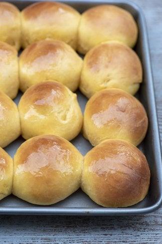 Sweet Potato Rolls