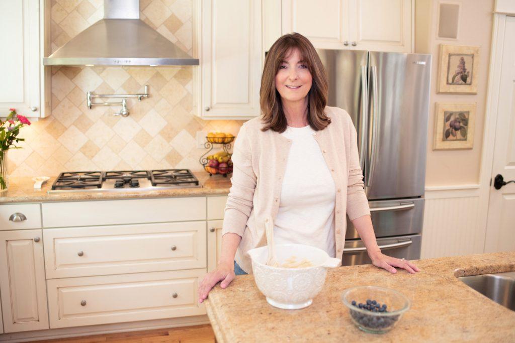 Valerie Brunmeier in the Kitchen
